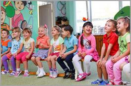 Kindergartengruppe