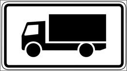 LKW (Symbolbild)