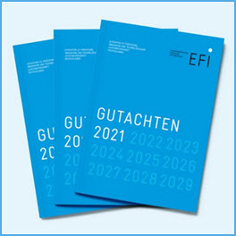 EFI Jahresgutachten 2021