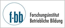 f bb Forschungsinstitut betriebliche Bildung